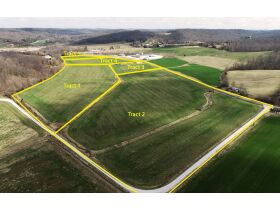 42 +/- ACRES OFFERED IN 5 TRACTS SELLING AT ABSOLUTE AUCTION - BRISTOW, IN featured photo 3