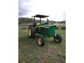 Estate Auction:  Tractors, Farm Equipment Plus Furniture & Household Items featured photo 2