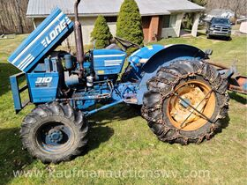 Tractor, Gravley's, Shop Tools, Household featured photo 2