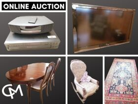 Appliances, Furniture, & Collectibles Online Auction - Evansville, IN featured photo 1