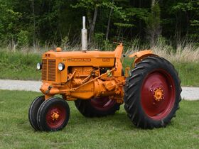 Norbert Stahl Minneapolis Moline & Crawler Collection featured photo 10
