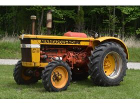 Norbert Stahl Minneapolis Moline & Crawler Collection featured photo 2