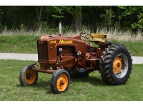 Norbert Stahl Minneapolis Moline & Crawler Collection featured photo 7