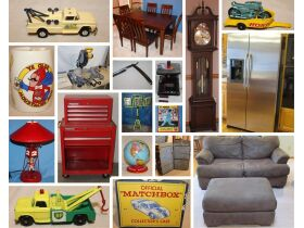 Quality Assortment of Tools, Household Appliances, Collectibles, Materials & More! featured photo 1