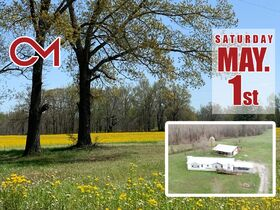 60+/- Acres Offered in Tracts - May 1st Auction