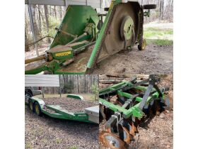 Eclectic Alabama Estate Equipment featured photo 3