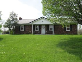 House & 2.5 Acres m/l ~ 2 Acres by boundary & Personal Property - Absolute Online Only Auction featured photo 1
