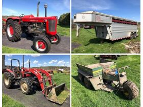 *ENDED* Farm/Tractor Auction - New Galilee, PA featured photo 1