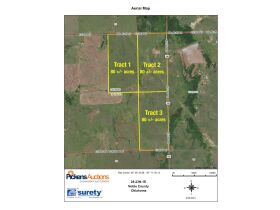 NOBLE COUNTY GRASS LAND AUCTION-Red Rock OK Area featured photo 1