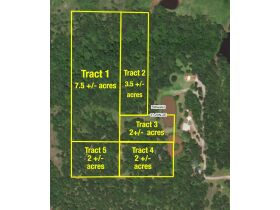 SECLUDED WOODED  ACREAGES AUCTION-STILLWATER OK AREA featured photo 2