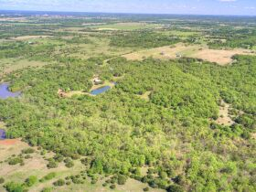 SECLUDED WOODED  ACREAGES AUCTION-STILLWATER OK AREA featured photo 9