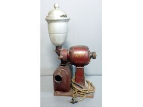 Antique Holwick, Electric Coffee Grinder
