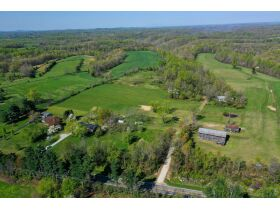 53.93 Acres m/l in Tracts ~ House & Personal Property - Absolute Live Auction featured photo 1