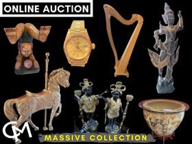 Incredible Collection of Furniture, Antiques, Collectibles and Jewelry from the Gibbs Estate - Round 1 featured photo 1