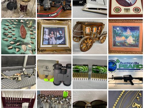 Firearms,  Ammo, Jewelry, and Collectibles featured photo