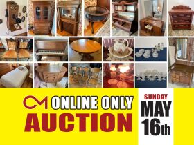 High Quality Antiques, Furniture, Vintage Collectibles - Online Auction ends May 16th featured photo 1