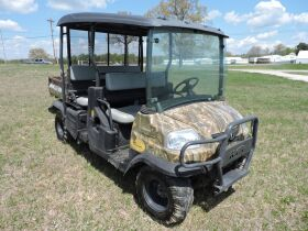 JD TRACTOR - ROTARY CUTTER - TOYOTA 4RUNNER - FORD F150 - BOX TRUCK - ZTR MOWER - GOLF CART - Online Bidding Ends MON, MAY 3 @ 4:00 PM EDT featured photo 8