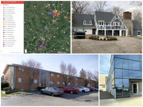 Photo of lot in court ordered real estate auction
