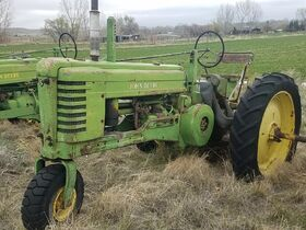 Dry Climate Tractors - The Baltes Collection featured photo 5
