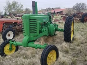 Dry Climate Tractors - The Baltes Collection featured photo 11
