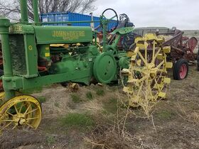 Dry Climate Tractors - The Baltes Collection featured photo 1