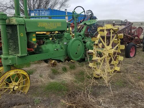 Dry Climate Tractors - The Baltes Collection featured photo