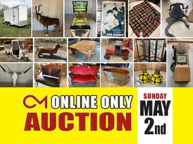 ONLINE AUCTION featuring Incredible Mercantile Partial Liquidation! featured photo 1