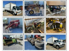 April Consignment - Vehicles, Equipment, Implements, Industrial Tools and More featured photo 1