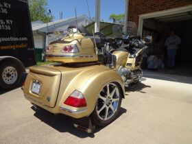 CUSTOM 2006 HONDA GOLDWING TRIKE - APPLIANCES - FURNITURE - HOME GOODS - Online Bidding Only Ends TUE, JUNE 15 @ 5:00 PM EDT featured photo 4
