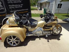 CUSTOM 2006 HONDA GOLDWING TRIKE - APPLIANCES - FURNITURE - HOME GOODS - Online Bidding Only Ends TUE, JUNE 15 @ 5:00 PM EDT featured photo 10