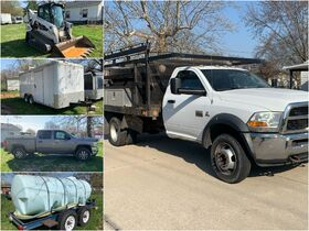 Springfield, IL Concrete and Flatwork Auction featured photo 1