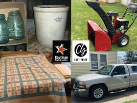 GMC Truck - Household - Lawn & Garden - Hunting featured photo 1