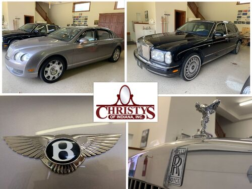 Rolls-Royce Park Ward, Bentley Continental Flyer, Closing April 29th featured photo