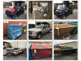 KBR - International Construction Firm - Surplus Equipment, Tools and Vehicle Quarterly Auction featured photo 1