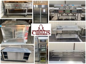 Restaurant Equipment, and Prep Tables Closing April 15th featured photo 1
