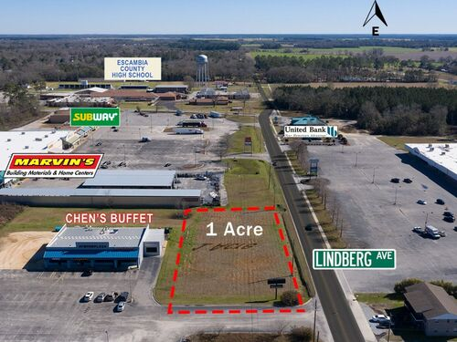 Commercial Lot - Atmore, Alabama featured photo
