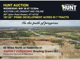 187.5 +/- PRIME ACRES IN FAST GROWING WARREN COUNTY SELLING IN 7 TRACTS featured photo 1