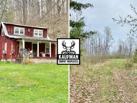 Ritchie County 2 Bedroom Home & 74 Acres featured photo 1