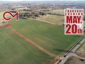 92+/- Acres Offered in Tracts - Commercial & Mixed Residential Zoning - Tracts Range from 5+/- Acres to 19+/- Acres - AUCTION May 20th featured photo 1