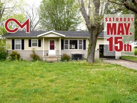 4 BR, 2 BA Home with Detached 2-Car Carport & Garage - Close to Retail, Shopping, Schools & Park - AUCTION May 15th featured photo 1