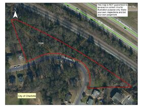 10 Day Upset Period In Effect- NCDOT Asset 2596 - 1.11+/- AC, Mecklenburg County NC featured photo 1