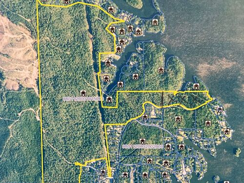 204+/- Acres in Tracts & Combinations - Recreational/Hunting/Estate Lots/Lake Community Property - Near Lay Lake - Chilton County, AL featured photo