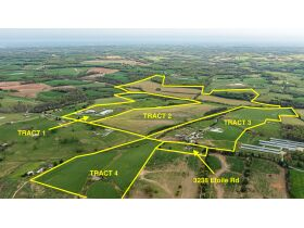 DeLAVAL ROBOTIC DAIRY ON 403+/- ACRES FOUR TRACTS  2737 ETOILE RD. GLASGOW, KY featured photo 1
