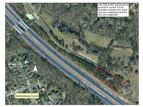 NCDOT Asset 89388 - 1.71+/- AC, Mecklenburg County NC featured photo 1