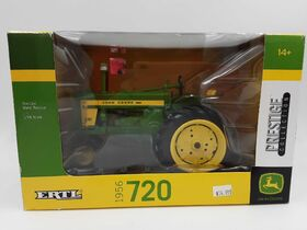 COLLECTIBLE FARM TRACTORS & TOYS, MOST NIB | WHISKEY DECANTERS featured photo 2