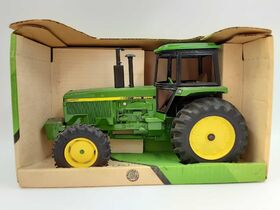 COLLECTIBLE FARM TRACTORS & TOYS, MOST NIB | WHISKEY DECANTERS featured photo 3