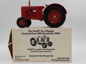 COLLECTIBLE FARM TRACTORS & TOYS, MOST NIB | WHISKEY DECANTERS featured photo 5