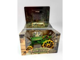 COLLECTIBLE FARM TRACTORS & TOYS, MOST NIB | WHISKEY DECANTERS featured photo 1
