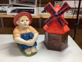 Bob's Gasoline Alley Cookie Jar Collection featured photo 5