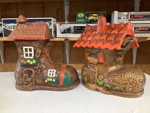 Bob's Gasoline Alley Cookie Jar Collection featured photo